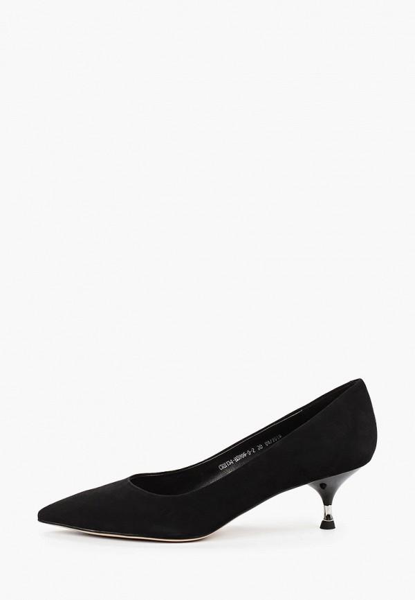 Туфли El Tempo El Tempo EL072AWFTSS2 туфли для мальчика el tempo цвет черный kfc 1006 black размер 36