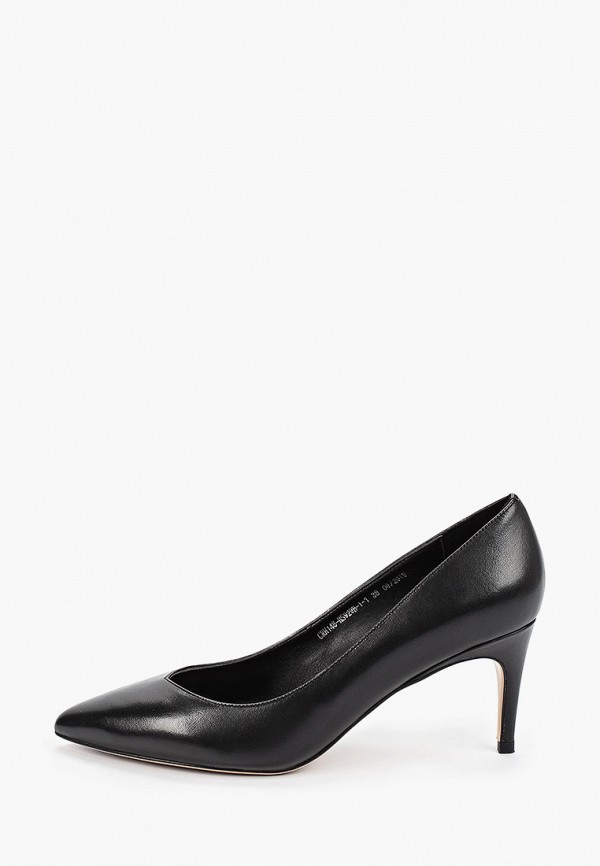 женские туфли el tempo, черные