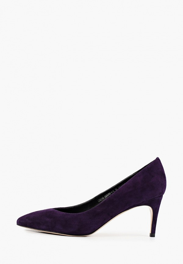 женские туфли el tempo, фиолетовые