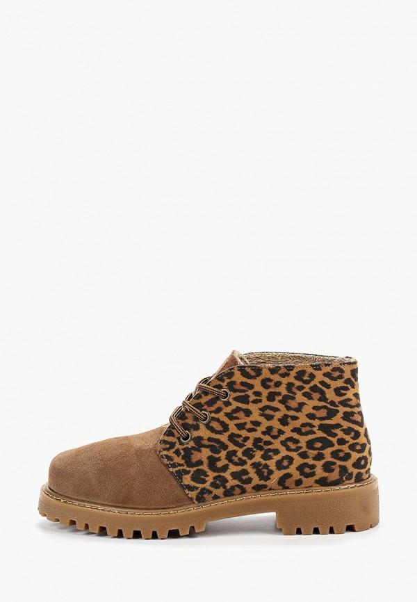 женские ботинки el tempo, коричневые