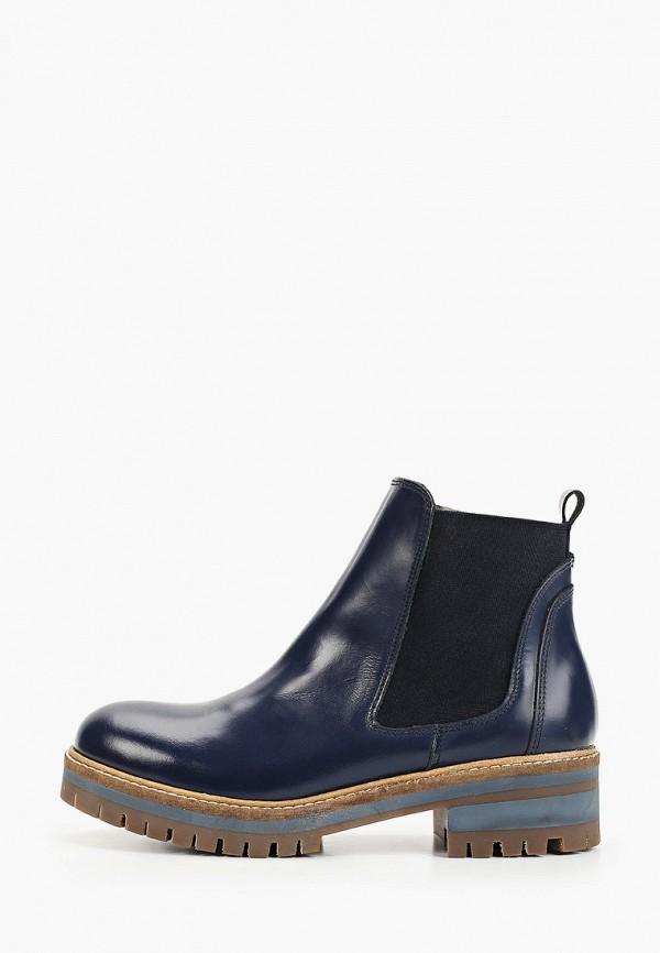 женские ботинки el tempo, синие