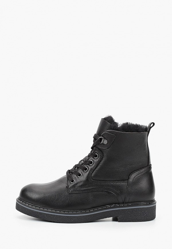 женские ботинки el tempo, черные