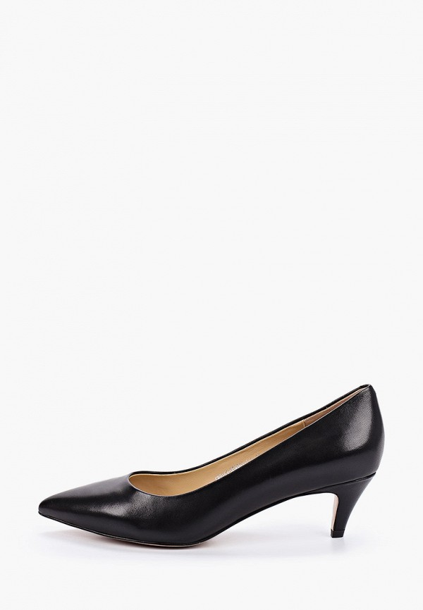 женские туфли-лодочки el tempo, черные
