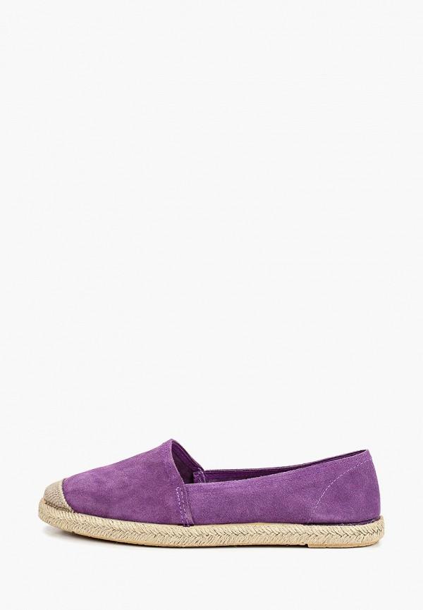 женские эспадрильи el tempo, фиолетовые