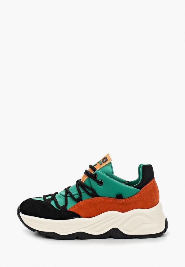 женские кроссовки el tempo, разноцветные