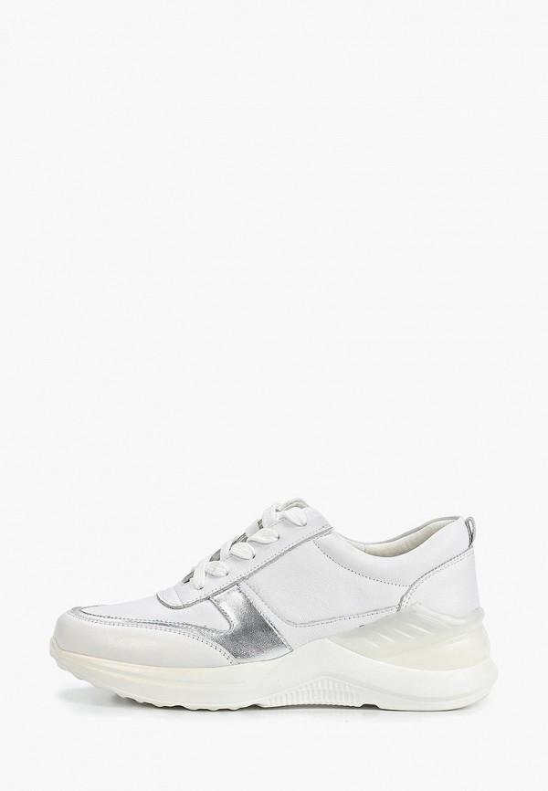 женские кроссовки el tempo, белые