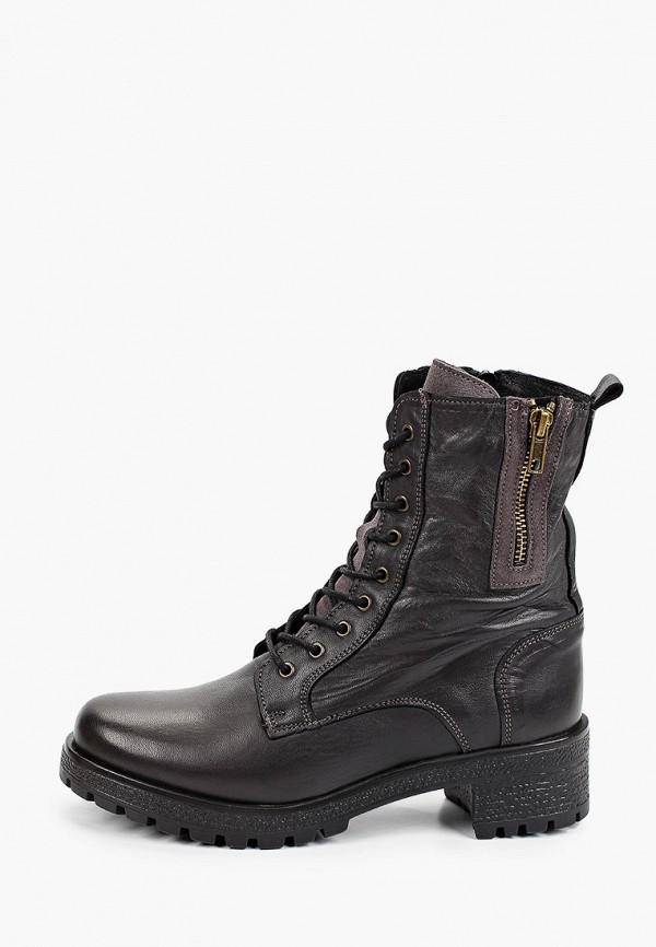 женские ботинки el tempo, серые