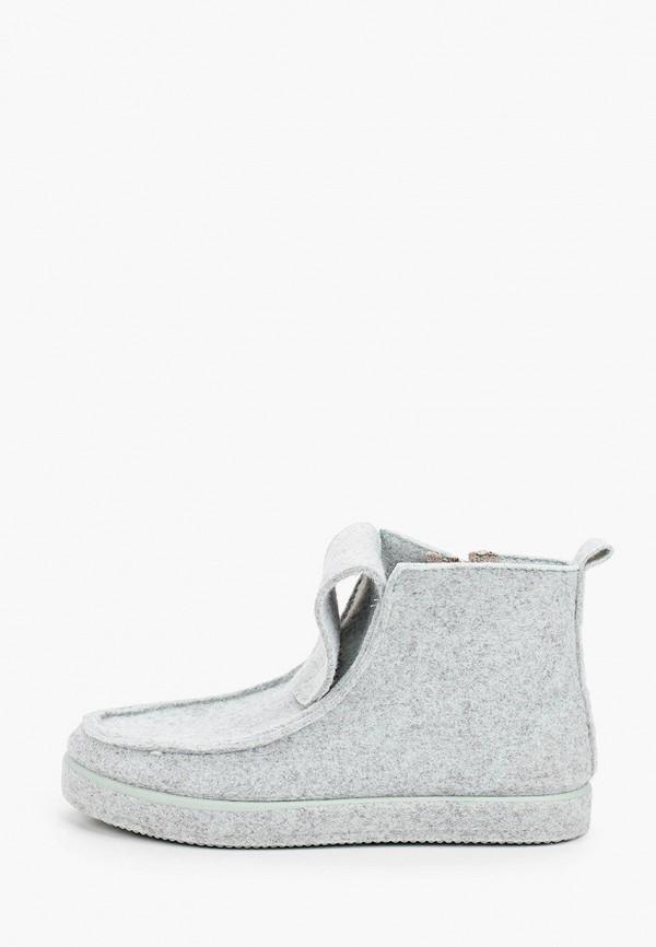 женские ботинки el tempo, бирюзовые