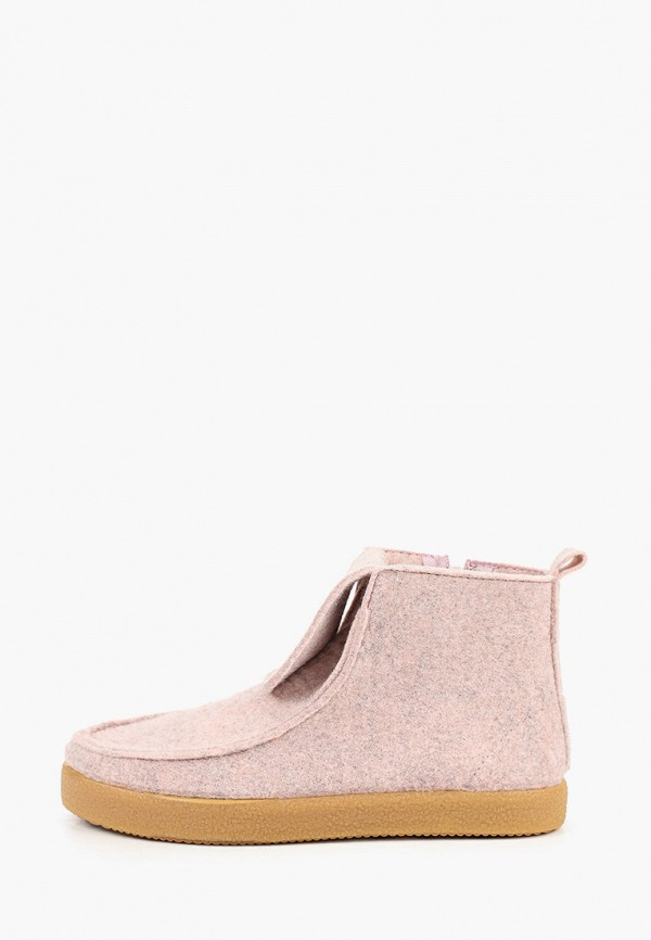 женские ботинки el tempo, розовые