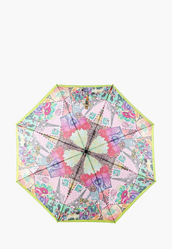 Зонт складной Eleganzza Eleganzza EL116DWEVC79 зонт складной eleganzza eleganzza el116dwisa91