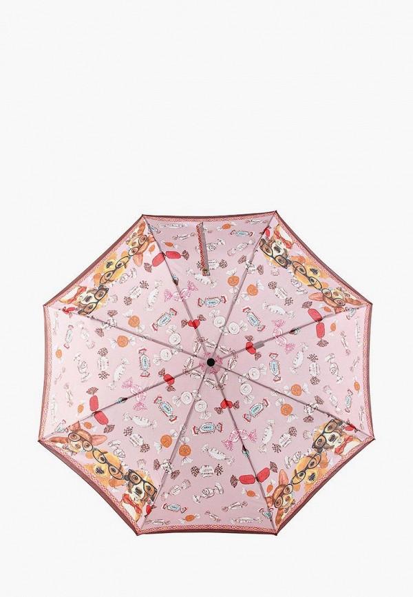 Зонт складной Eleganzza Eleganzza EL116DWEVC80 зонт складной eleganzza eleganzza el116dmxid64