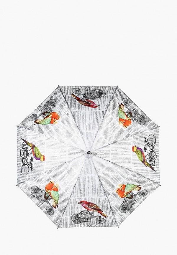 Зонт-трость Eleganzza Eleganzza EL116DWISA66 зонт складной eleganzza eleganzza el116dmxid64
