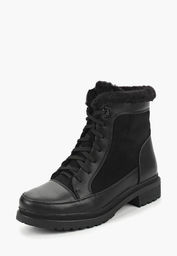 женские ботинки elche, черные