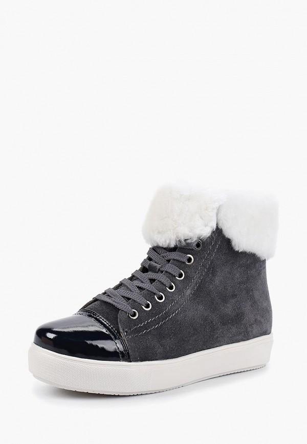 женские ботинки elche, серые