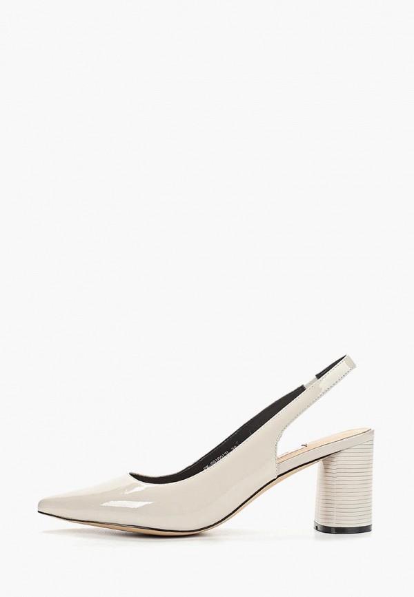 женские туфли elche, серые