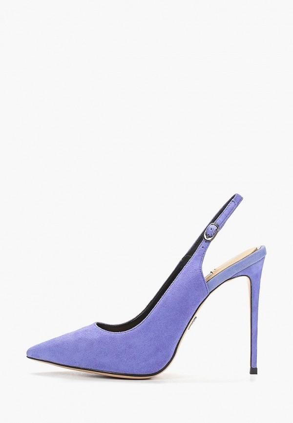 женские туфли elche, синие