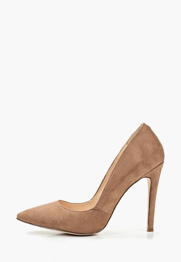 женские туфли elche, коричневые
