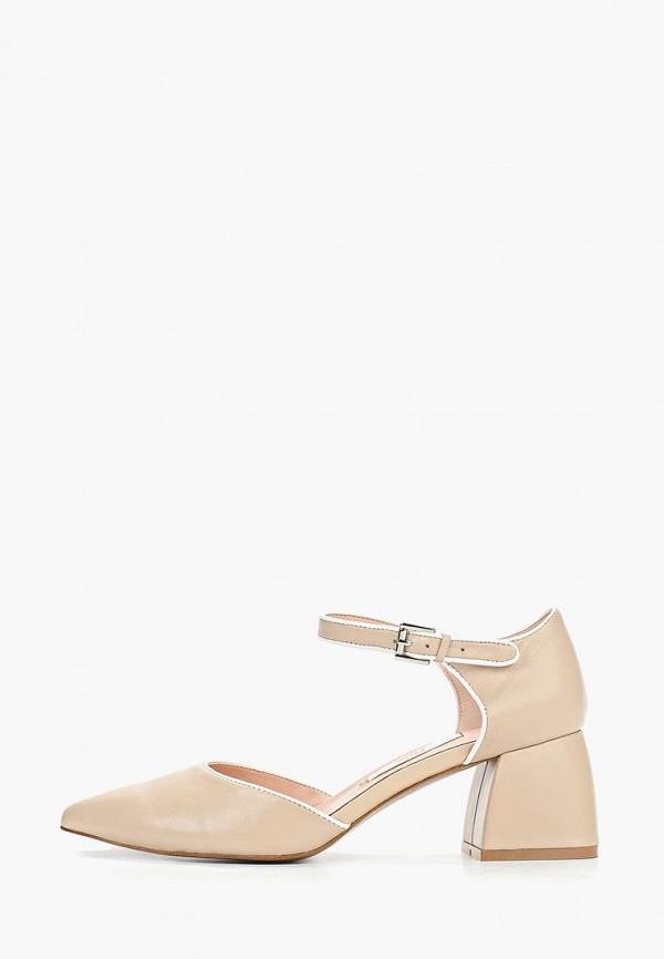 женские туфли elche, бежевые