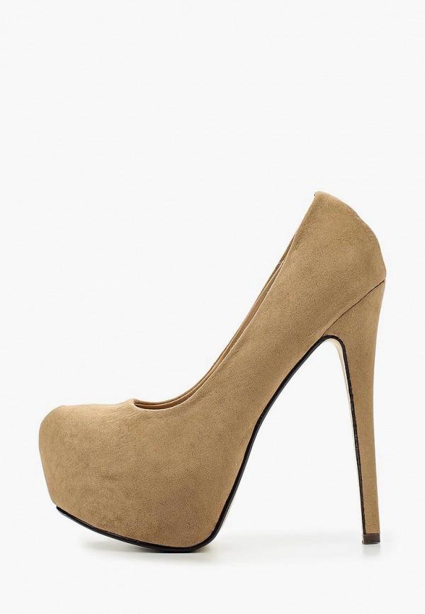 Фото 2 - женские туфли Elche бежевого цвета