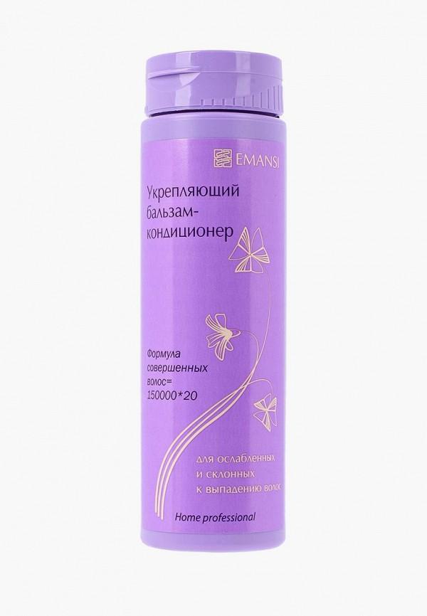 Купить Бальзам для волос Emansi, Укрепляющий для ослабленных и склонных к выпадению волос, 150 мл, EM014LWXII23, Осень-зима 2018/2019