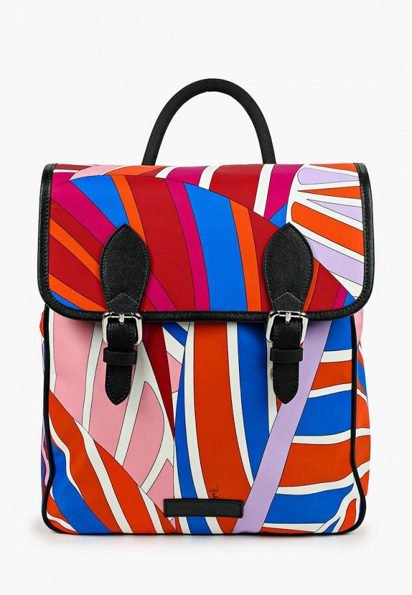 рюкзак emilio pucci для девочки, разноцветный