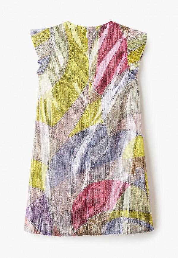 Платья для девочки Emilio Pucci 9O1211 Фото 2