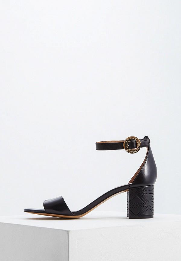 Фото - женские босоножки Emporio Armani черного цвета
