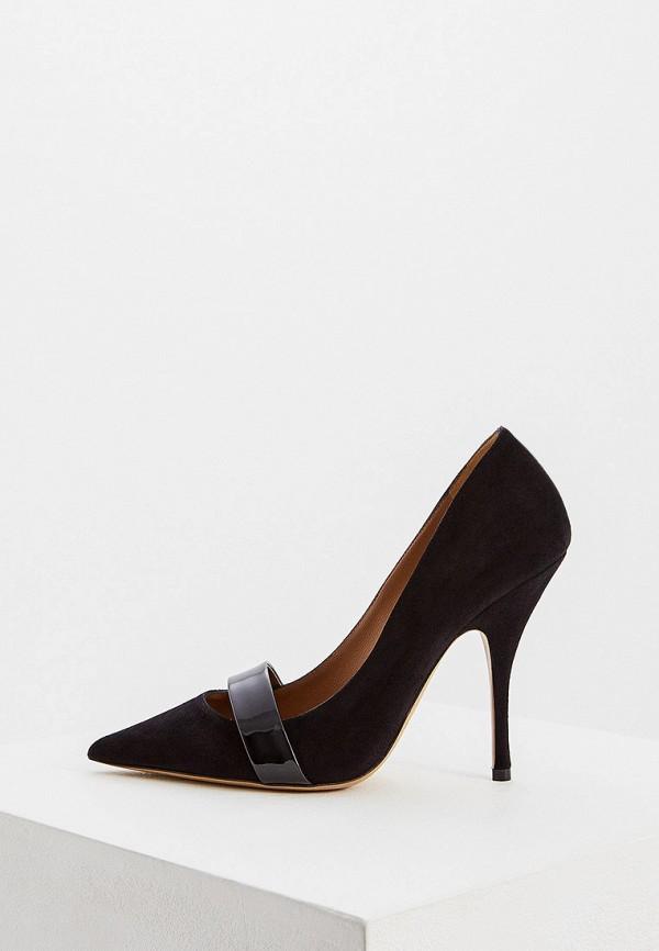 Фото - женские туфли Emporio Armani черного цвета