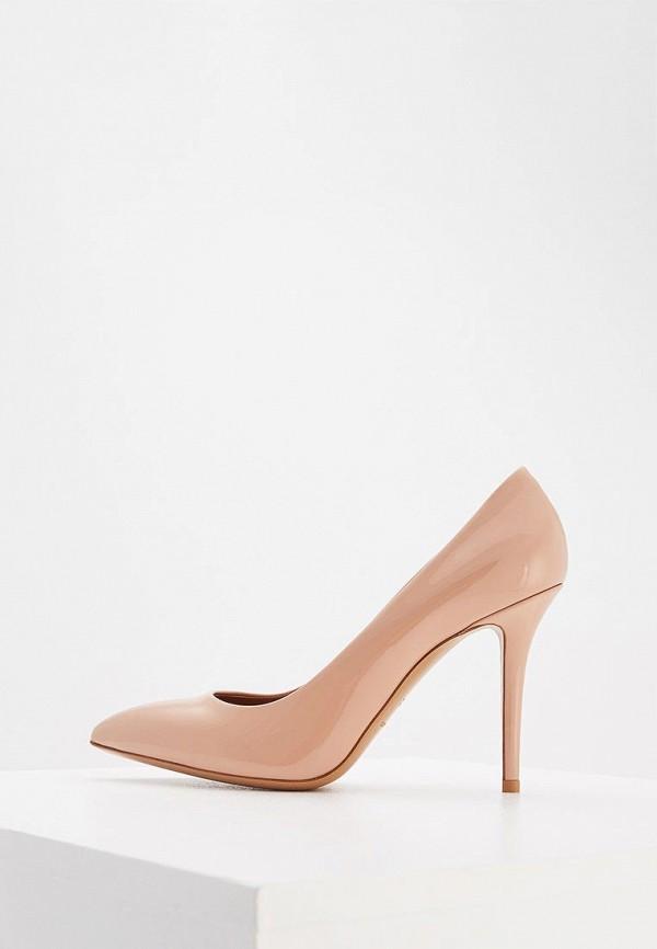 женские туфли emporio armani, бежевые