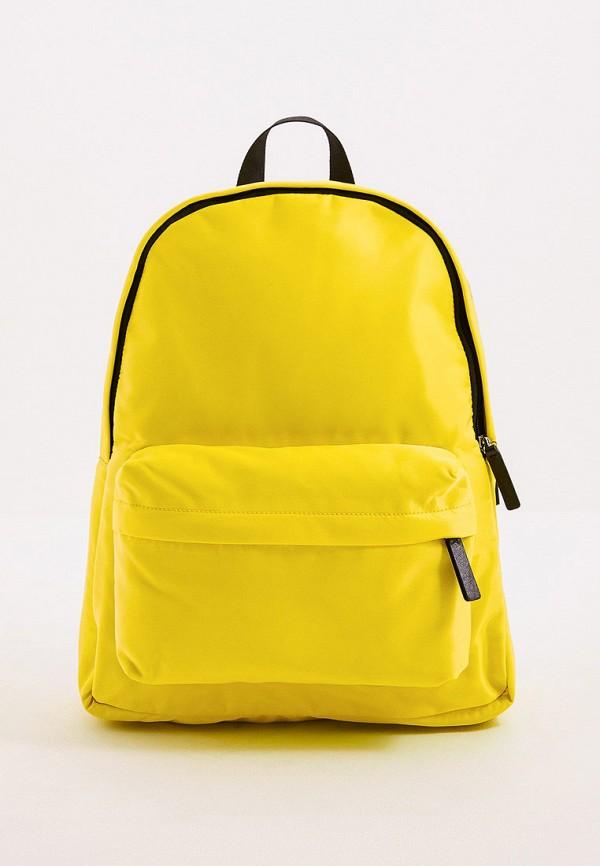 женский рюкзак emporio armani, желтый