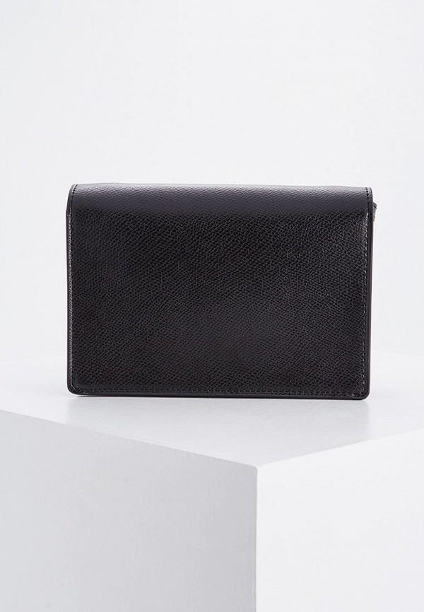 Фото 2 - женскую сумку Emporio Armani черного цвета