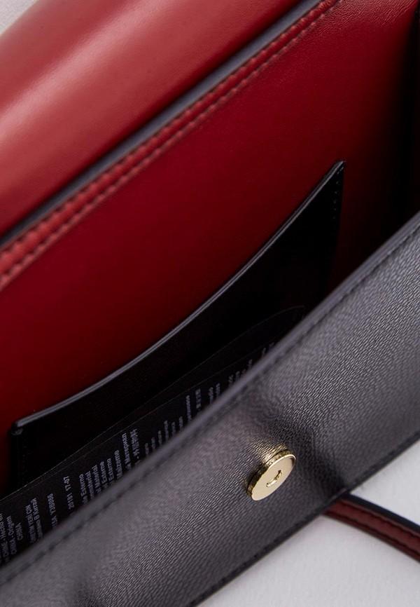 Фото 4 - женскую сумку Emporio Armani черного цвета
