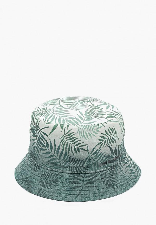 панама emporio armani для мальчика, зеленая