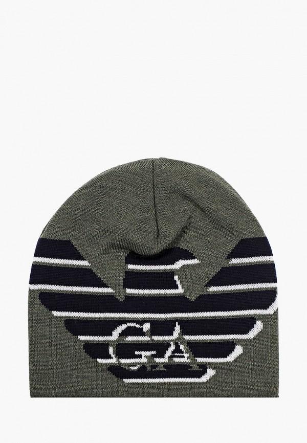 шапка emporio armani для мальчика