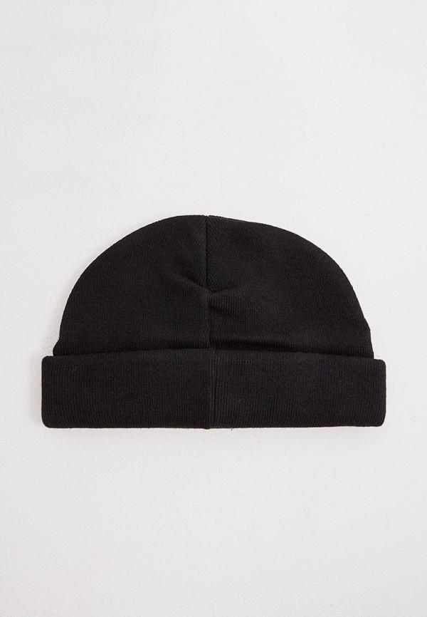 Фото 2 - мужскую шапку Emporio Armani черного цвета