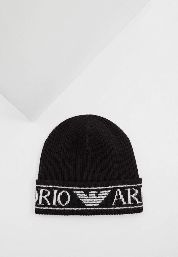 Шапка Emporio Armani Emporio Armani EM598CWBLKV1 шапка armani jeans шапка