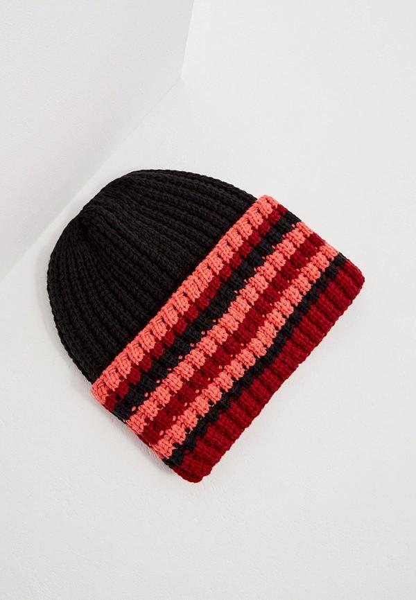 Фото 2 - женскую шапку Emporio Armani разноцветного цвета