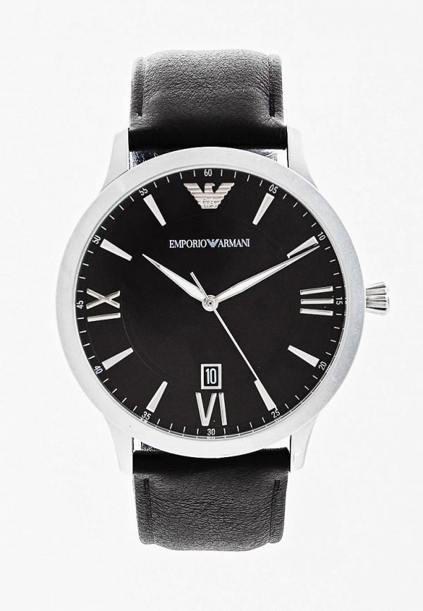 мужские часы emporio armani, коричневые