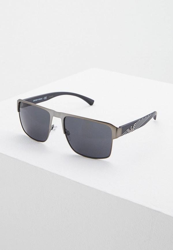 Очки солнцезащитные Emporio Armani Emporio Armani EM598DMFTSI5 очки солнцезащитные emporio armani emporio armani em598dwddns1