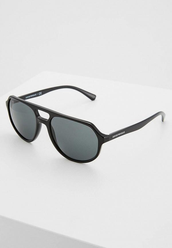 Очки солнцезащитные Emporio Armani Emporio Armani EM598DMZAV71 очки солнцезащитные emporio armani emporio armani em598dwddns1
