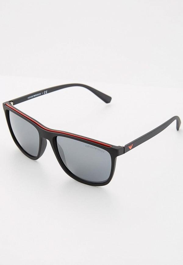 Очки солнцезащитные Emporio Armani Emporio Armani EM598DMZAV84 очки солнцезащитные emporio armani emporio armani em598dwddns1