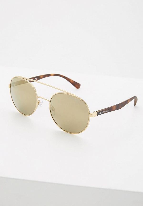 Очки солнцезащитные Emporio Armani Emporio Armani EM598DUZAV47 очки солнцезащитные emporio armani emporio armani em598dmzav53