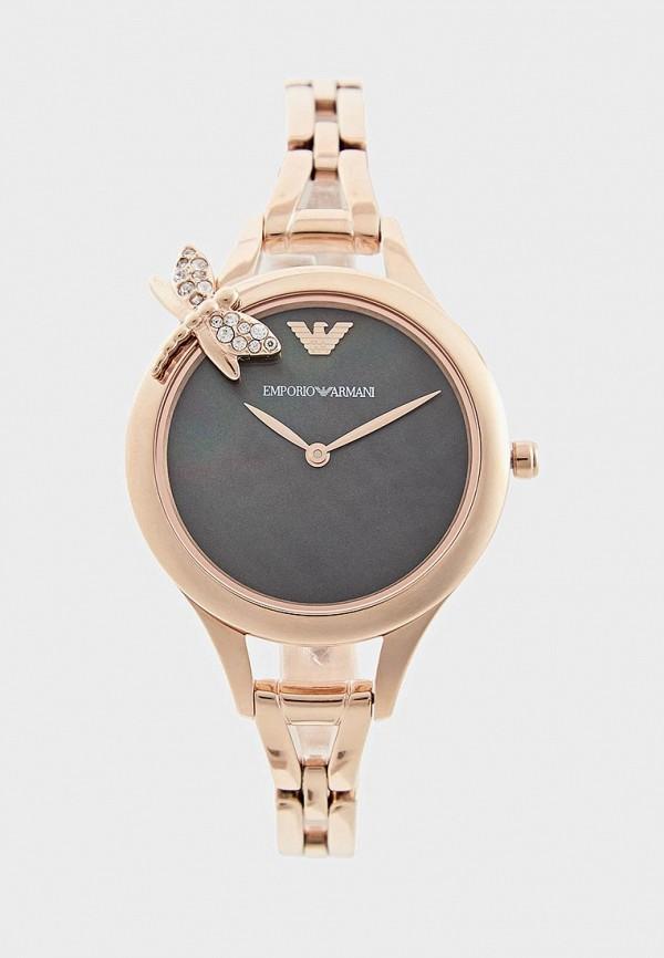 все цены на Часы Emporio Armani Emporio Armani EM598DWDDCC4 онлайн