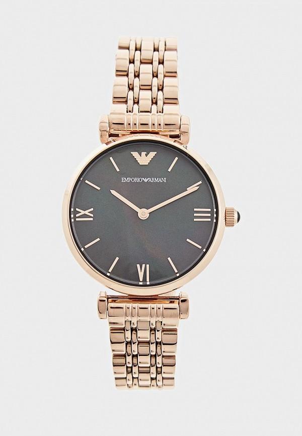 все цены на Часы Emporio Armani Emporio Armani EM598DWDDCC6 онлайн