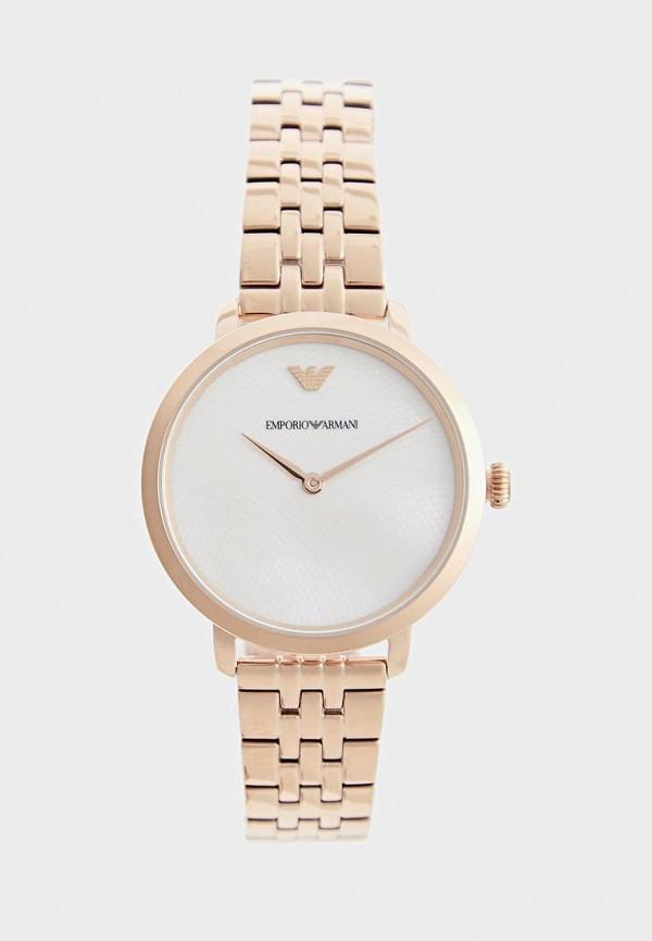 все цены на Часы Emporio Armani Emporio Armani EM598DWDDCD1 онлайн