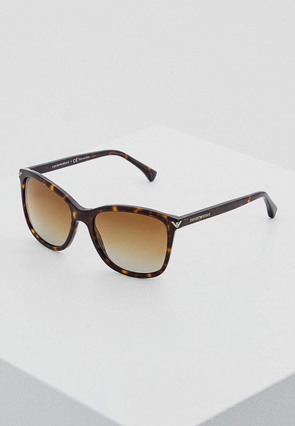 Очки солнцезащитные Emporio Armani Emporio Armani EM598DWGFO71 очки солнцезащитные emporio armani emporio armani em598dmzav53