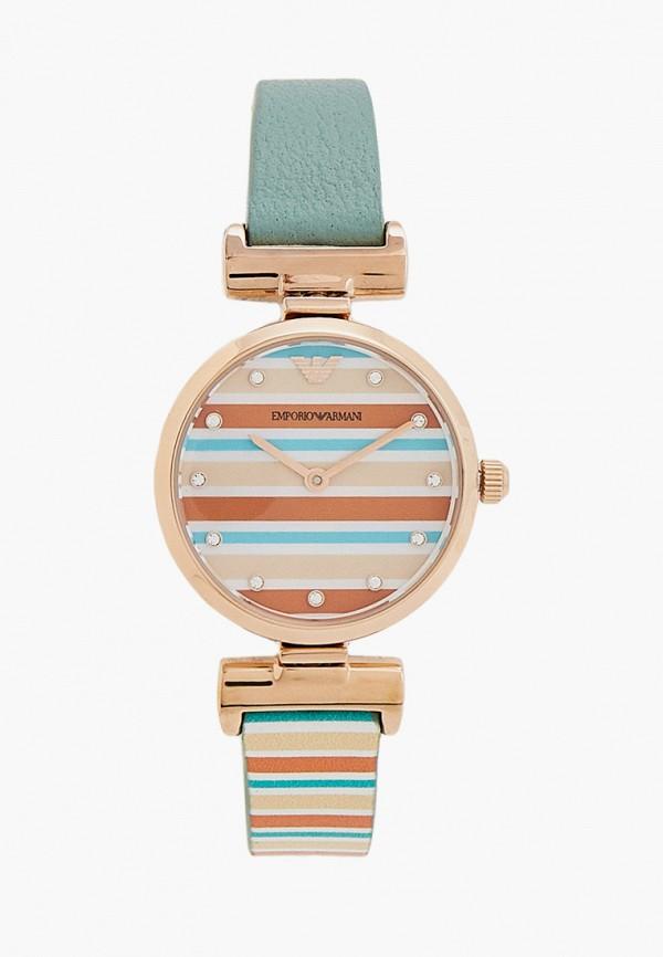 женские часы emporio armani, разноцветные