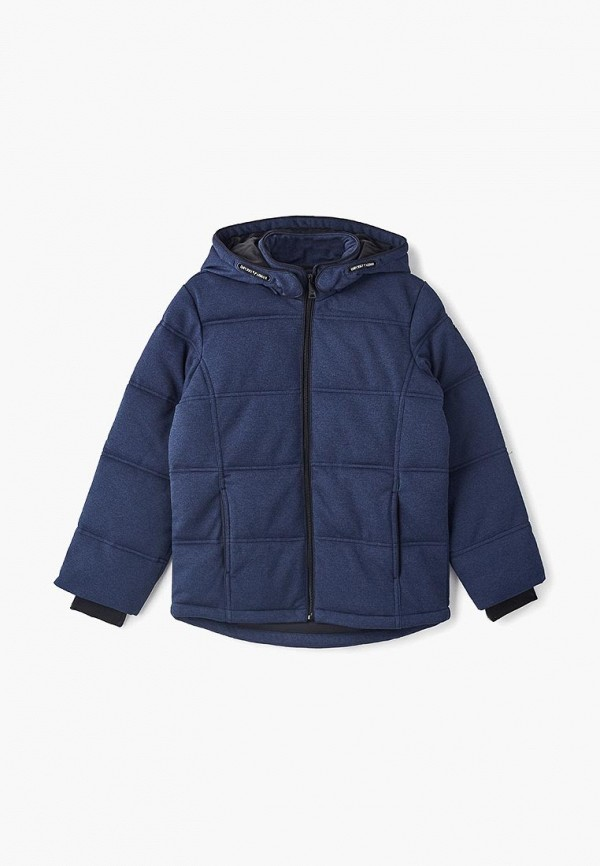 куртка emporio armani для мальчика, синяя