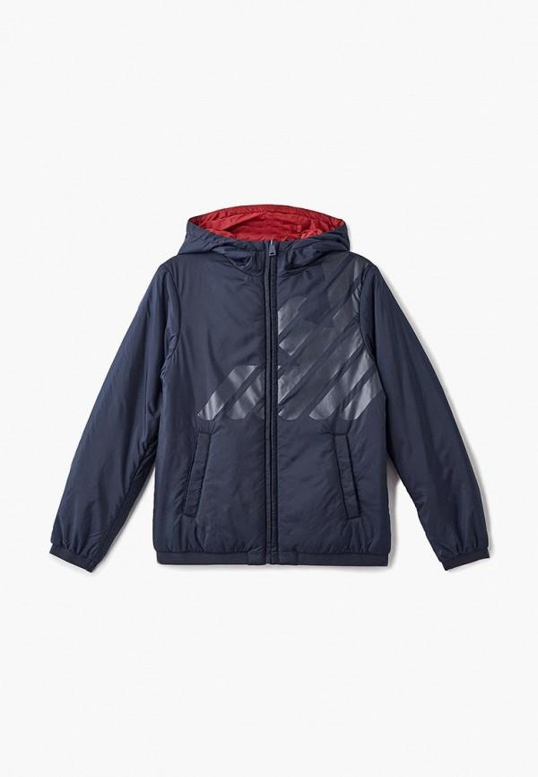Куртка для мальчика утепленная Emporio Armani 6Z4B97 1NUNZ