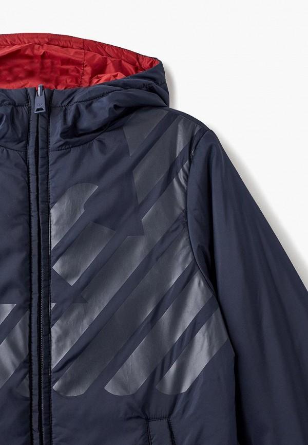 Куртка для мальчика утепленная Emporio Armani 6Z4B97 1NUNZ Фото 2